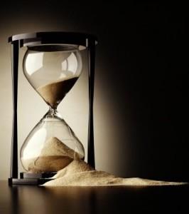 hourglass sands